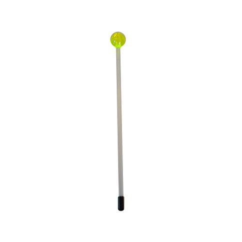 Karen Pryor Lollipop Target Stick per efficace Clicker Training in giallo/verde